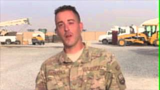 Holiday greetings from the troops: Dec. 23, 2015
