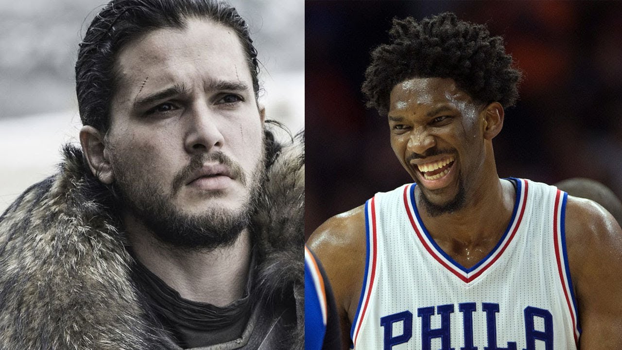 Joel Embiid Has A Prediction For 'Game Of Thrones