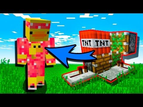 НУБ ПРОТИВ НЕВИДИМОЙ ЛОВУШКИ В МАЙНКРАФТ 2! ТРОЛЛИНГ НУБА В MINECRAFT Мультик - Видео из Майнкрафт (Minecraft)