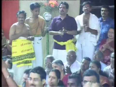 Radhe..Radhe..Namavali..Udayalur Kalyanaraman-Alangudi Radhakalyanam-2010