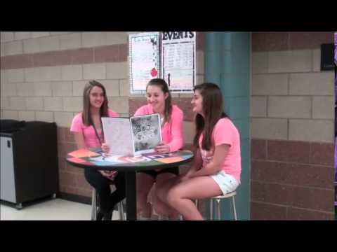 Mean Girls Yearbook Commercial
