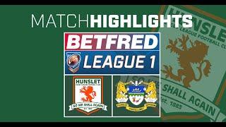 Highlights - League 1 Round 1