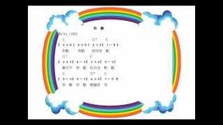 簡譜--布穀(兒歌)--大家來合奏