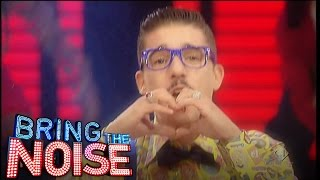 Bring The Noise, Seconda Puntata - Il Replay back di Moreno