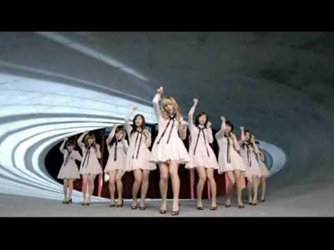 091009 LG The New Chocolate phone BL40 CF Movie - SNSD(Girls' Generation, 소녀시대) (30s)