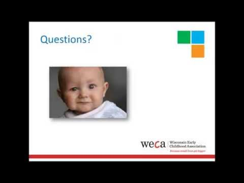 2014 10 20 18 39 FCCERS Family Child Care Environment Rating Scale Webinar