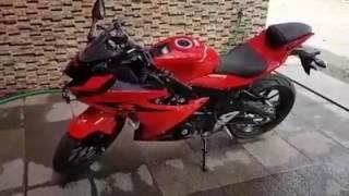 SUZUKI GSX R150 INDONESIA REVIEW