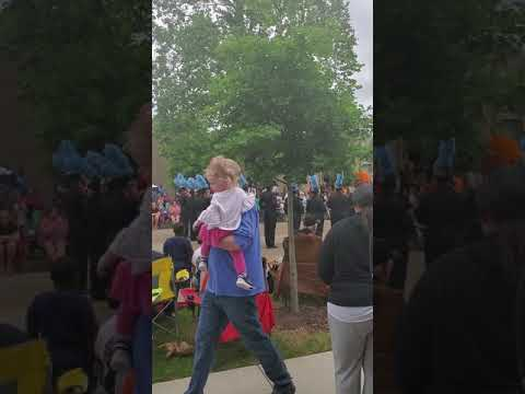 Gibson County High School | Amazing Grace (at Teapot Parade)