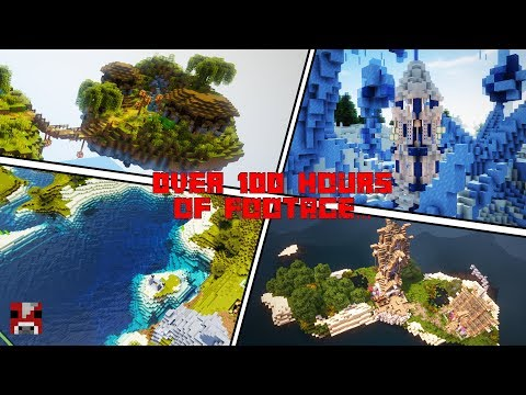 The Ultimate Minecraft Timelapse Compilation