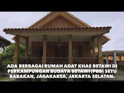 Desain Rumah Adat Betawi Jakarta Lagu Mp3 Video Mp4 3gp