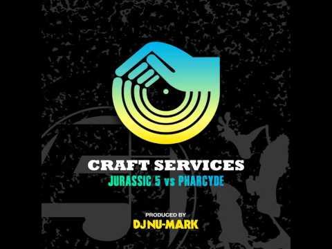 DJ Nu-Mark - Craft Services: Jurassic 5 vs. Pharcyde