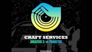 DJ Nu-Mark - Craft Services: Jurassic 5 vs. Pharcyde