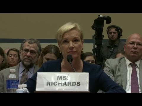 House grills Planned Parenthood president