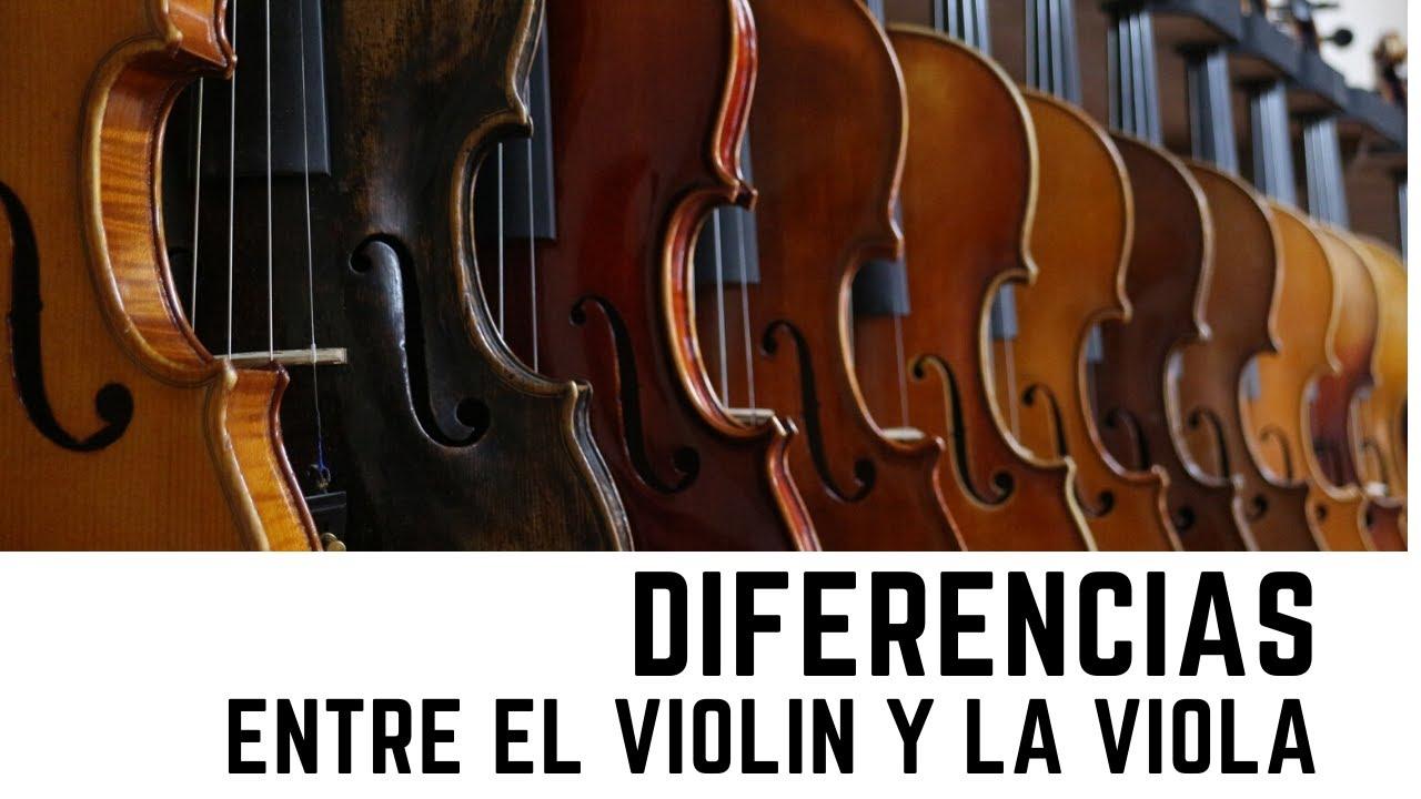 2* parte: Toques de Arco Cuales con las Diferencias entre el  violin y la  Viola? Clases Online,