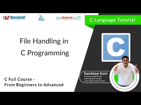 File Handling Structure in C | bestdotnettraining.com