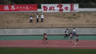 【5組】結果 1 1:00.66 畑 祐希 高3 富士高 2 1:00.83 山田 りな 高3 三...