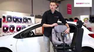 Maxi-Cosi AxissFix autostoel | Review
