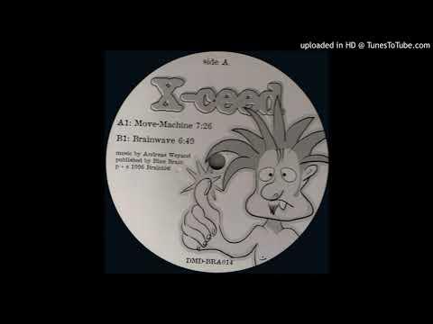 X-Ceed – Move Machine (1996)