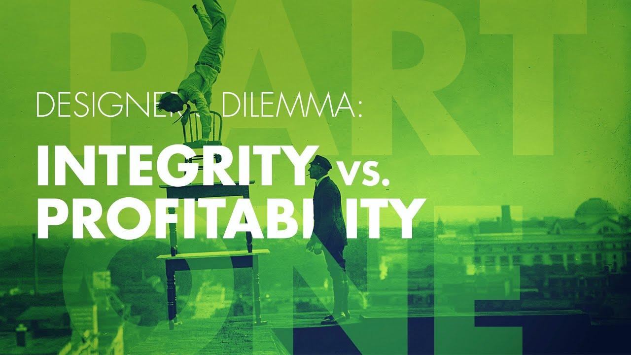 3 poster design tips - Graphic Design Career Tips Integrity Vs Profitability Pt 1 3