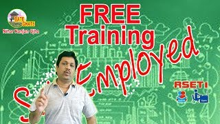 FREE self-employment Training at RSETI(BATE GHATE episode#18 )