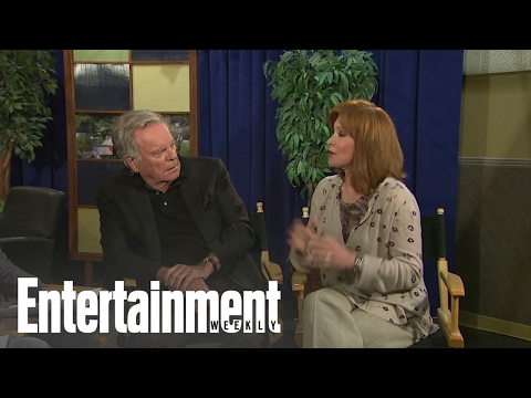 'Hart To Hart' Stars Share A 'West Side Story' | Entertainment Weekly