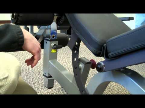 How to use the adjustable bench & dumbells.mp4