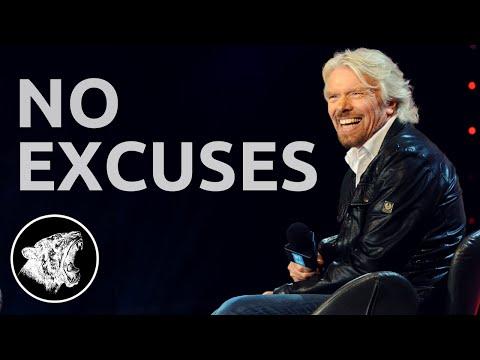 Richard Branson - Motivation: No Excuses