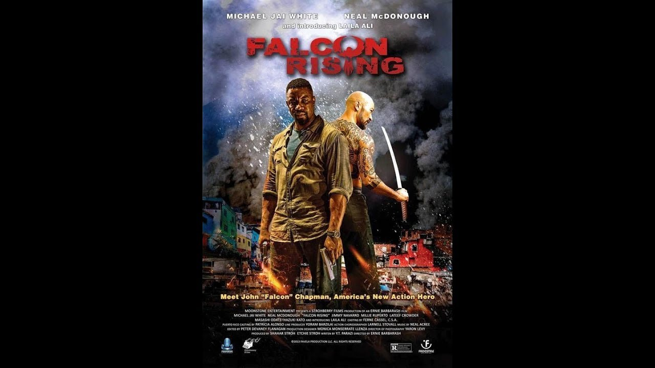 Download Falcon Rising Latino | Michael Jai White