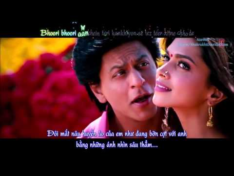[Lyrics+Vietsub] Titli (Chennai Express OST) Deepika Padukone ft. Shah Rukh Khan