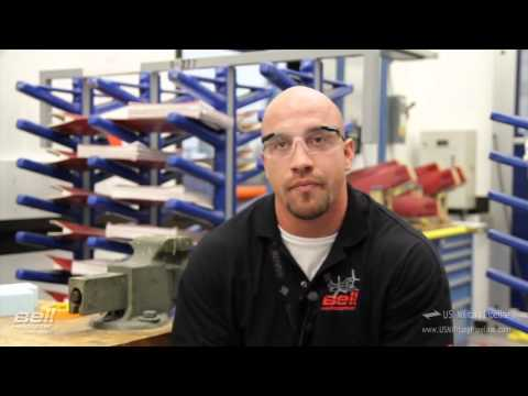 U.S. Military Veteran Perspective: Composite Bonder at Bell Helicopter