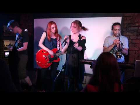 Purple Eve - Easy Way Out (live @ China Town Cafe 25.05.2013)