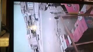حادث حي العسكري شارع 80