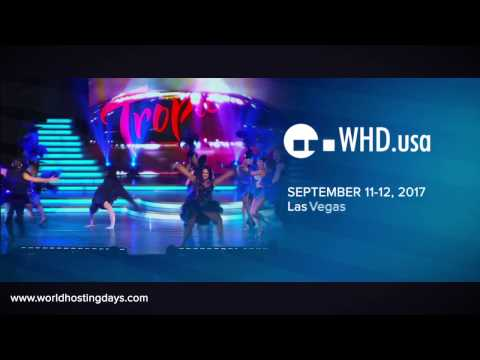 Cloud & Hosted Services Come Alive at WHD.usa 2017: Sept. 11-12