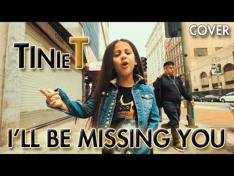 Puff Daddy feat. Faith Evans - I'll Be Missing You(Cover by 7 year old Tinie T) | MihranTV