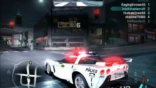 Need for Speed: Carbon - Online Mode - Gameplay 2 (READ DESCRIPTION!!!!)