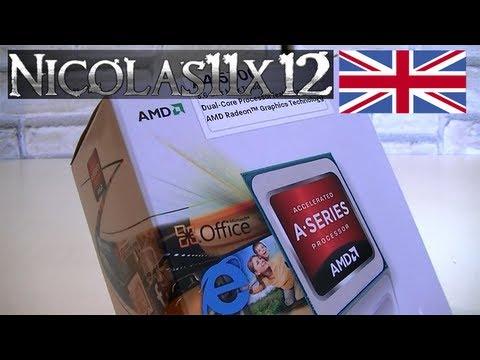 AMD A4-5300 APU Review