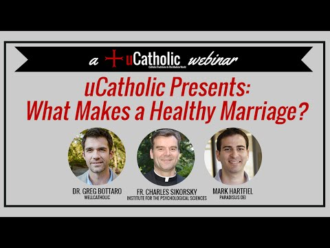What Makes a Healthy Marriage?