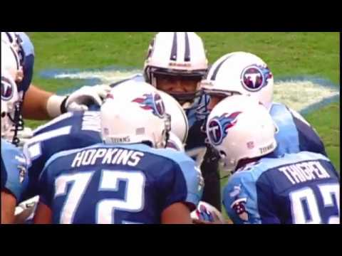 Tennessee Titans Flashback | Titans VS Steelers 2000