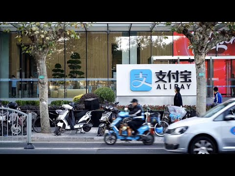 Alipay's Shanghai Office Moves To Its New Home In Lujiazui