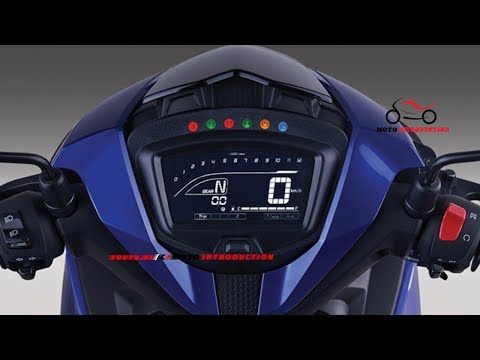 All new Yamaha Jupiter MX King 150 Model 2019 | Yamaha Exciter 150cc 2019 20th Anniversary Edition