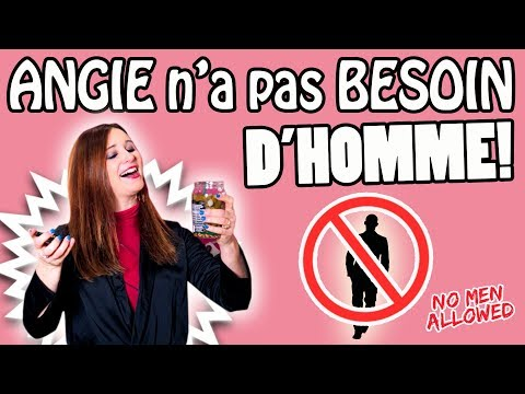 ANGIE N'A PAS BESOIN D'UN HOMME ! - ANGIE LA CRAZY SERIE