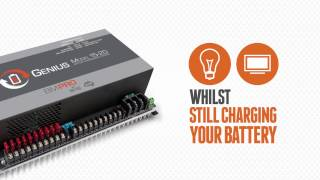 Genius- Battery Management System