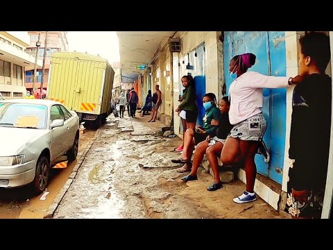 Avoid This Street In Nairobi Kenya When Alone   Very Dangerous .