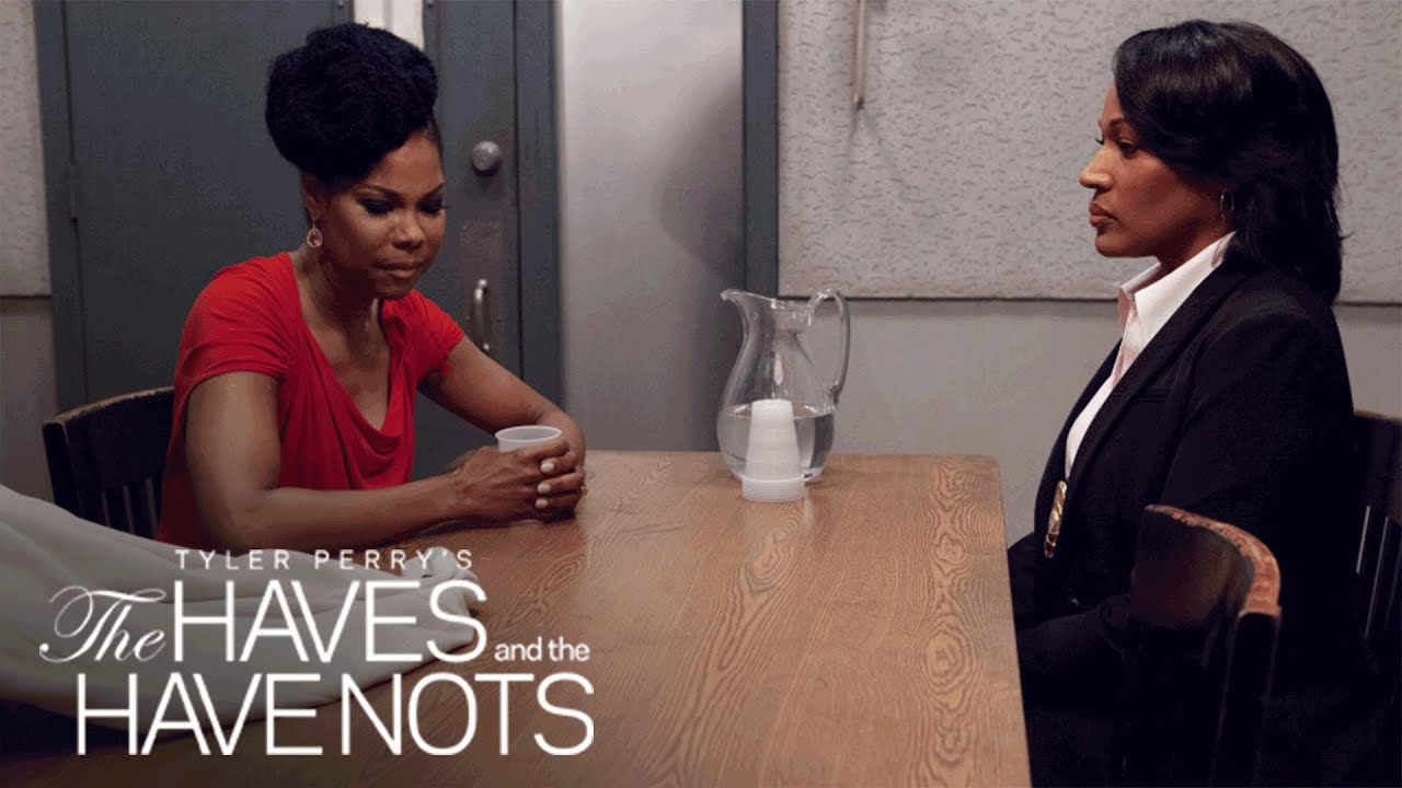 Download Veronica Puts on a Performance for the Detective   Tyler Perry's The Haves and the Have Nots   OWN