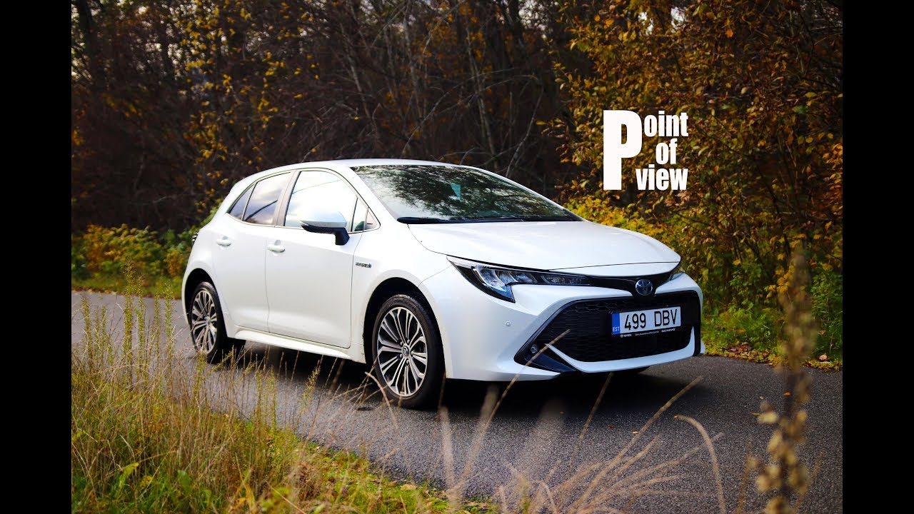 2020 Toyota Corolla Hybrid What Prius Pov Review