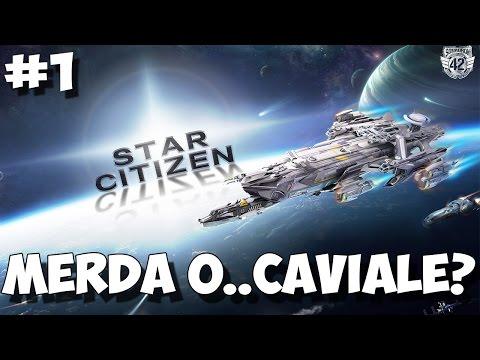STAR CITIZEN - VALE LA PENA? Gameplay Ita w/Zinga 1080p60 [alpha 2.6.0]