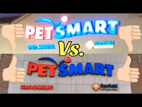 PetSmart Vs. PetSmart - I Was SHOCKED At The Difference!