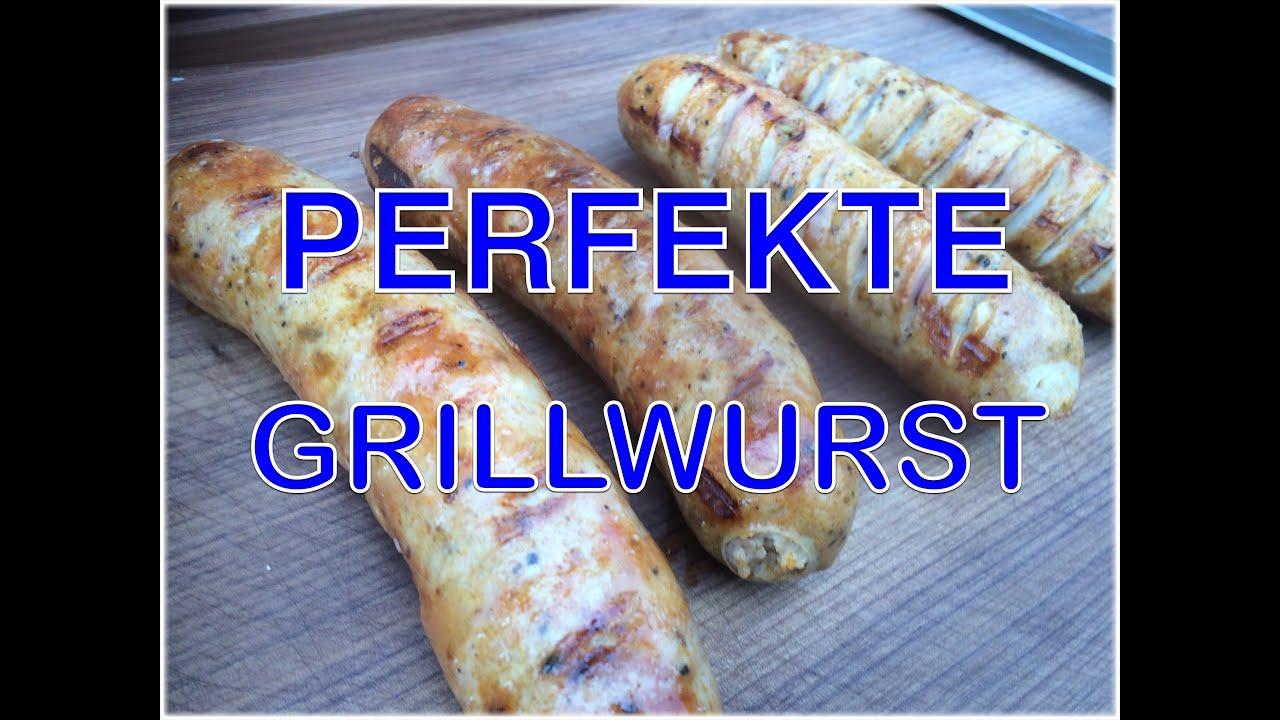 Weber Holzkohlegrill Bratwurst : Wie grillt man ein bratwurst grillwurst auf dem grill klaus