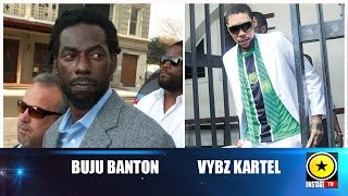 Buju Banton Vybz Kartel - Big News Items