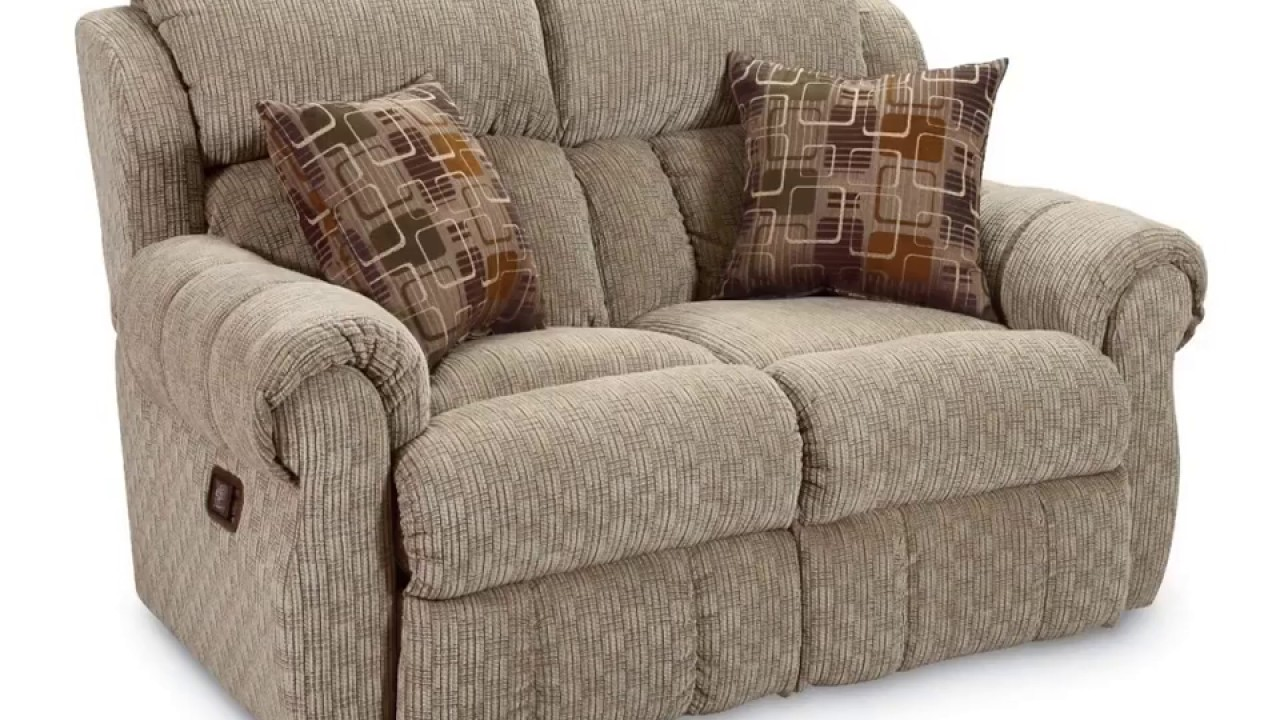 Wall Hugger Loveseat Recliners Youtube